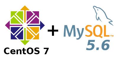 CentOS 7 and MySQL 5.6